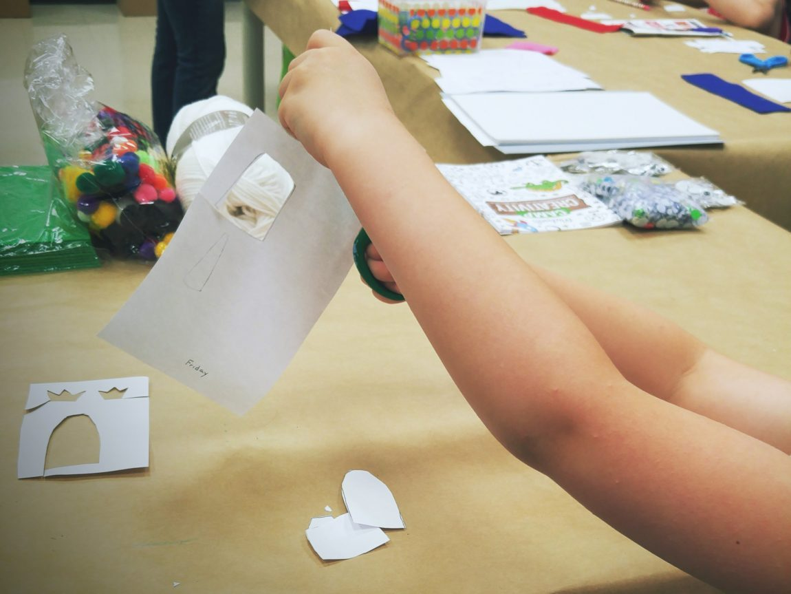 Fun, Cheap, and Easy Ideas to Do With Your Kids Today- Michaels Camp Creativity