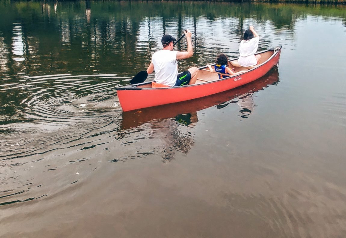 Fun, Cheap, and Easy Ideas to Do With Your Kids Today- Hunting Run Reservoir and Ni River Reservoir – Fredericksburg/Spotsylvania, VA